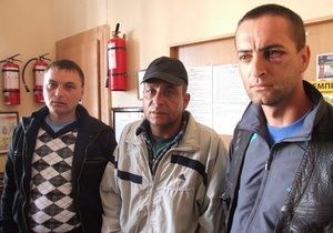 СМИ: На Буковине регионалы издевались над рыбаками, один из пострадавших в реанимации