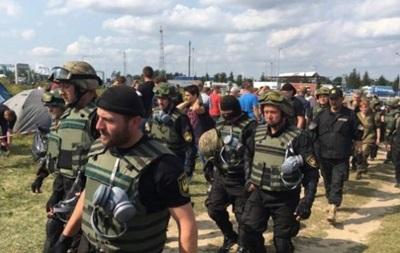 Нардеп: На Львівщині поліція оточила бійців  Донбасу