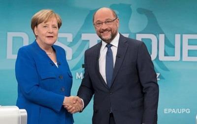 Шульц вызвал Меркель на вторую теледуэль