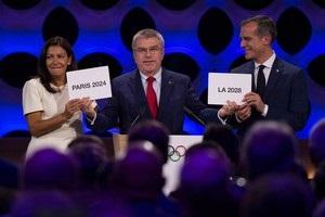 Официально: Париж примет Олимпиаду-2024, Лос-Анджелес - 2028