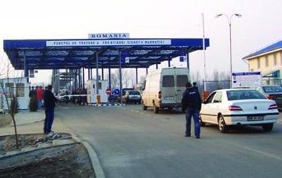 Румунія обмежила рух у пункті пропуску на Закарпатті