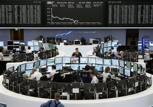 Мировые фондовые индексы вернулись в зону роста, золото дорожает