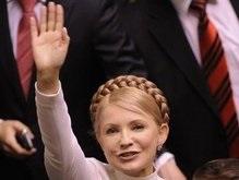 Тимошенко надеется на преемственность власти в России