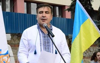 Саакашвілі переніс  взяття Києва