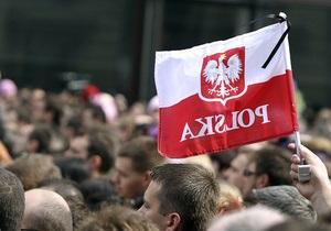 В Польше завершена регистрация кандидатов на пост президента