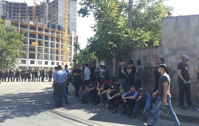 В Одессе во время драки на стройке ранили активиста - СМИ