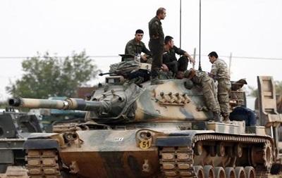 Турция начала крупные маневры на границе с Ираком