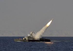 ВМС США: Иран наращивает военный потенциал в Персидском заливе