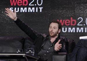 Соучредитель Facebook и Napster станет участником организованной Пинчуком дискуссии в Давосе
