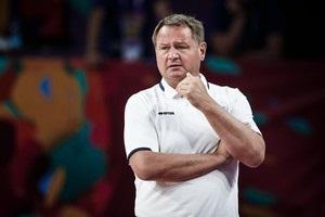 Мурзін залишиться на посту головного тренера збірної України