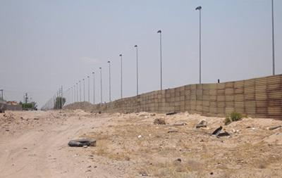 Каліфорнія подала до суду через стіну на кордоні з Мексикою