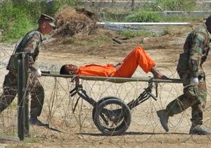 СМИ: США могли проводить медицинские опыты над узниками Гуантанамо
