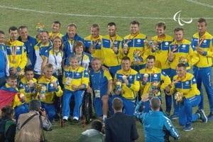 Украина победила Россию в полуфинале ЧМ по паралимпийскому футболу