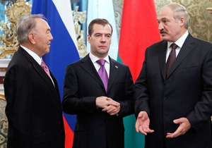Россия не верит в сотрудничество Таможенного союза и Украины в формате 3+1