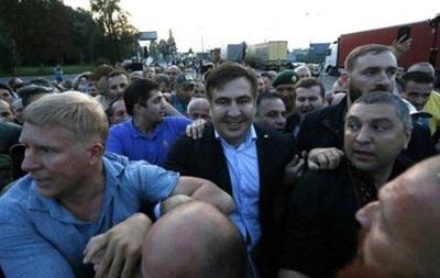 Прорыв границы : Саакашвили признали виновным