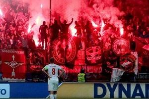 УЄФА заборонив уболівальникам Спартака відвідувати матч проти Севільї