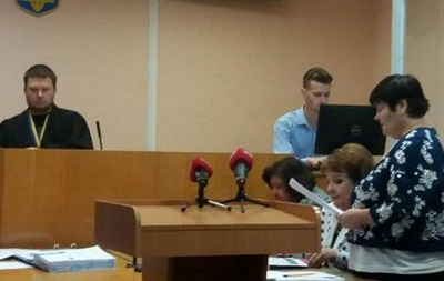 Заарештована суддя, яка пропонувала хабар Холодницькому