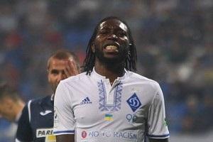 Динамо не сумело забить Вересу при пустых трибунах