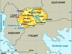 Македония, не имея выхода к морю, создает торговый флот