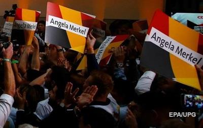 Выборы в Германии: партия Меркель побеждает