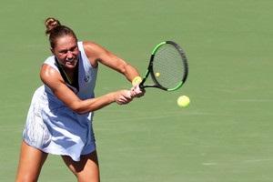 Бондаренко обіграла росіянку в стартовому раунді турніру в Ташкенті