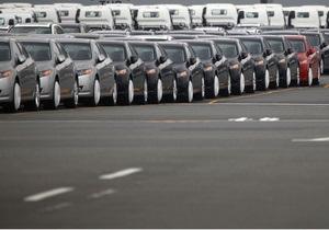 РГ: Российские авто на Украине попадут под утилизационный сбор