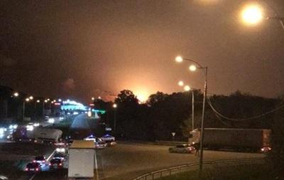 Взрывы на складе: МВД начало масштабную эвакуацию