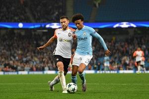 Манчестер Сіті - Шахтар 2:0 відео голів та огляд матчу Ліги чемпіонів