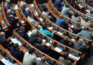 Рада отказалась сделать обязательными тесты на знание украинского для получения гражданства