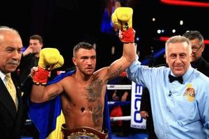 Ломаченко - в трійці найкращих боксерів світу за версією The Ring