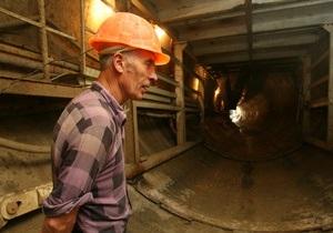 Катастрофа в Японии может повлиять на строительство метро на Троещину в Киеве