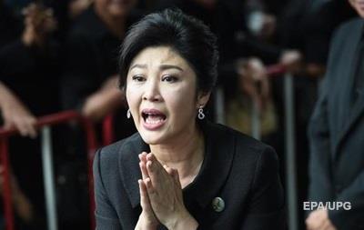 Экс-премьер Таиланда приговорена к пяти годам заключения