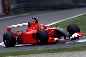 Чемпионский болид Шумахера будет продан с аукциона