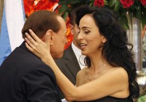 Берлускони: Я люблю жизнь, я люблю женщин