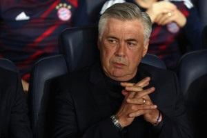 Бавария уволила Анчелотти