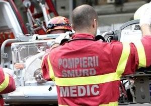 В Бухаресте после пожара в родильном доме арестована медсестра