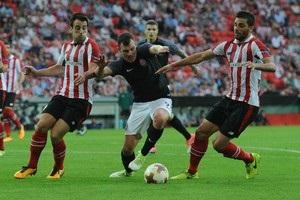 Атлетик – Заря 0:1 видео голов и обзор матча Лиги Европы