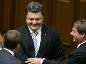 Ющенко ввел Порошенко в СНБО