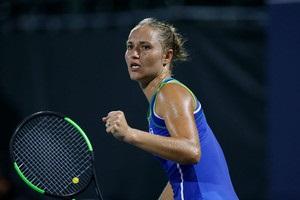 Бондаренко пробилася у півфінал турніру в Ташкенті