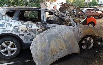У Миколаєві спалили авто антикорупціонера