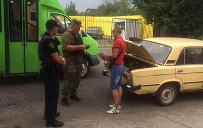 На Донбасі вихідними посилили патрулювання