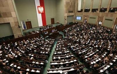 В Польше создали комитет по вопросу выплаты Германией репараций