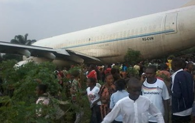 В Конго разбился военный самолет: около 10 жертв