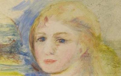 Во Франции перед аукционом украли картину Ренуара