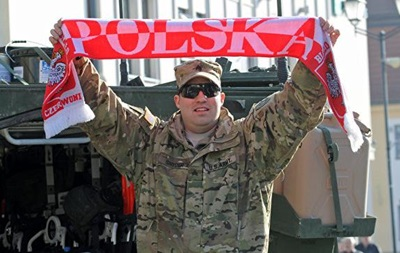 Польша хочет больше американских военных на своей территории