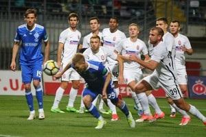 Динамо втратило перемогу над Зорею, забивши на двох вісім м ячів