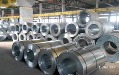Виплавка сталі в Україні досягла максимуму за рік