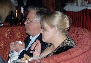 СМИ: Жена Симоненко ждет второго ребенка