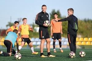 Шевчук: Хочу з часом стати тренером Шахтаря