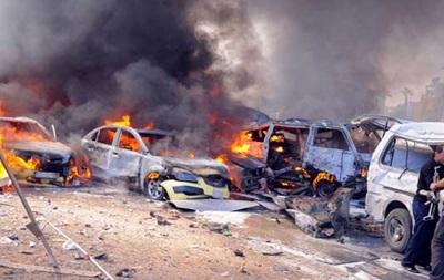 У Дамаску стався подвійний теракт, є загиблі